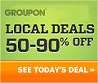 Groupon Daily Deals and Discounts