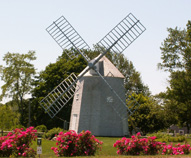 Windmill in Orleans Cape Cod