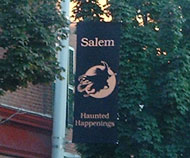 Welcome to Historic Salem Mass